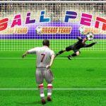 Игра Футбол 3д: крутое пенальти