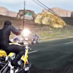 Игра Гонки на двоих на мотоциклах
