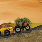 Игра Гонки на тракторах