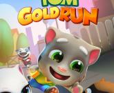 Игра Говорящий Том Бег за золотом