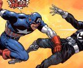 Игра Капитан Америка vs Красный череп