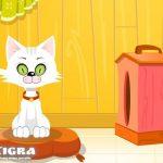Игра Мой Виртуальный Котик