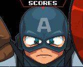 Игра Новые приключения Капитана Америки