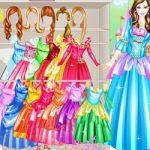 Игра Одевалки для Барби принцессы