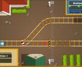 Игра Парковать поезда