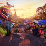 Игра Plants vs zombies garden warfare