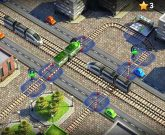 Игра Поезда: передвижение по городу