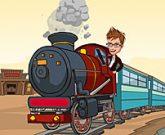 Игра Поезда с углем
