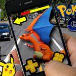 Игра Покемон го на андроид