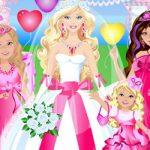 Игра Скоро у Барби свадьба