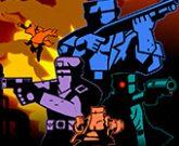 Игра Супер бойцы 2