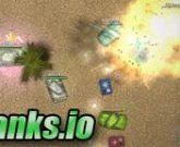 Игра Tankwars io