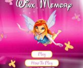 Игра Винкс 1:тренируем память