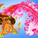 Игра Винкс: сиреникс под водой