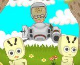 Игра Защитник инопланетян