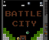 Игра Battle City