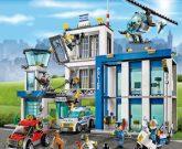 Игра Лего Сити Полицейский участок