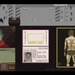 Игра  Papers Please Концовки