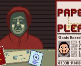 Игра  Papers Please на русском