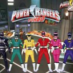 Игра Power Rangers