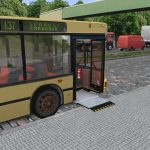 Игра Симулятор автобуса 2016
