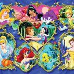 Игра Куклы принцессы диснея
