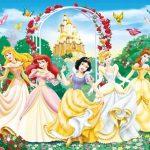 Игра Мир принцесс диснея