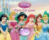Игра Одевалки принцесс диснея на оценку