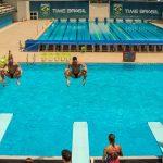 Игра Прыжки в воду 2016