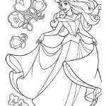 Игра Раскраски принцессы диснея