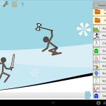 Игра Рисуем мультфильмы на андроид