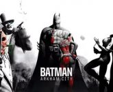 Игра Batman Arkham city