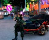 Игра Gangstar vegas на андроид
