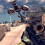 Игра Modern combat на андроид