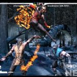 Игра Mortal Kombat X на андроид