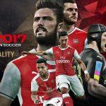 Игра PES 2017 полная версия