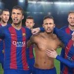 Игра  Pro Evolution Soccer 2017