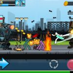 Игра Anger of stick 5