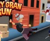 Игра Angry gran run running
