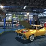 Игра Car mechanic simulator