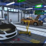 Игра Car mechanic simulator моды
