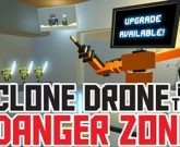 Игра Clone drone in the danger zone