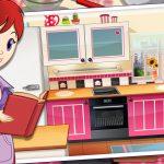 Игра Кухня Сары: Новые блюда