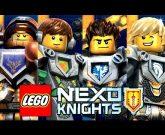Игра Лего нексо найтс