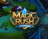 Игра Magic Rush: Heroes