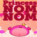 Игра Princess nom nom