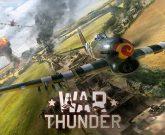 Игра War thunder