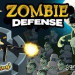 Игра Zombie defense