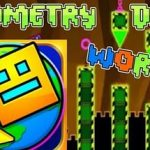 Игра Geometry dash world