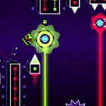 Игра Geometry dash world на ПК